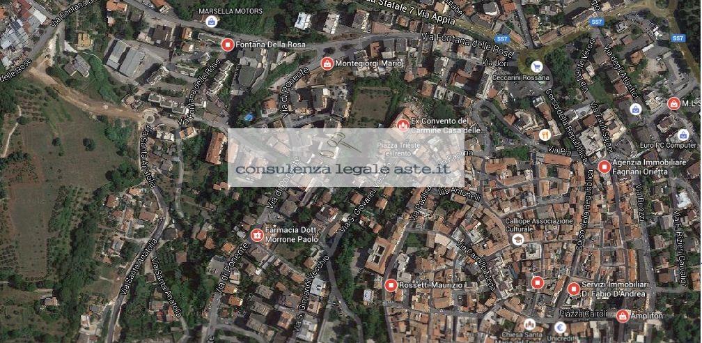 Bilocale Velletri Via Circonvallazione Di Ponente 6