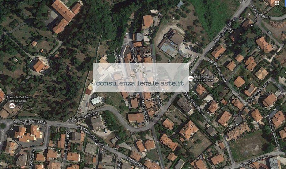 Bilocale Rocca di Papa Via Albalonga 5