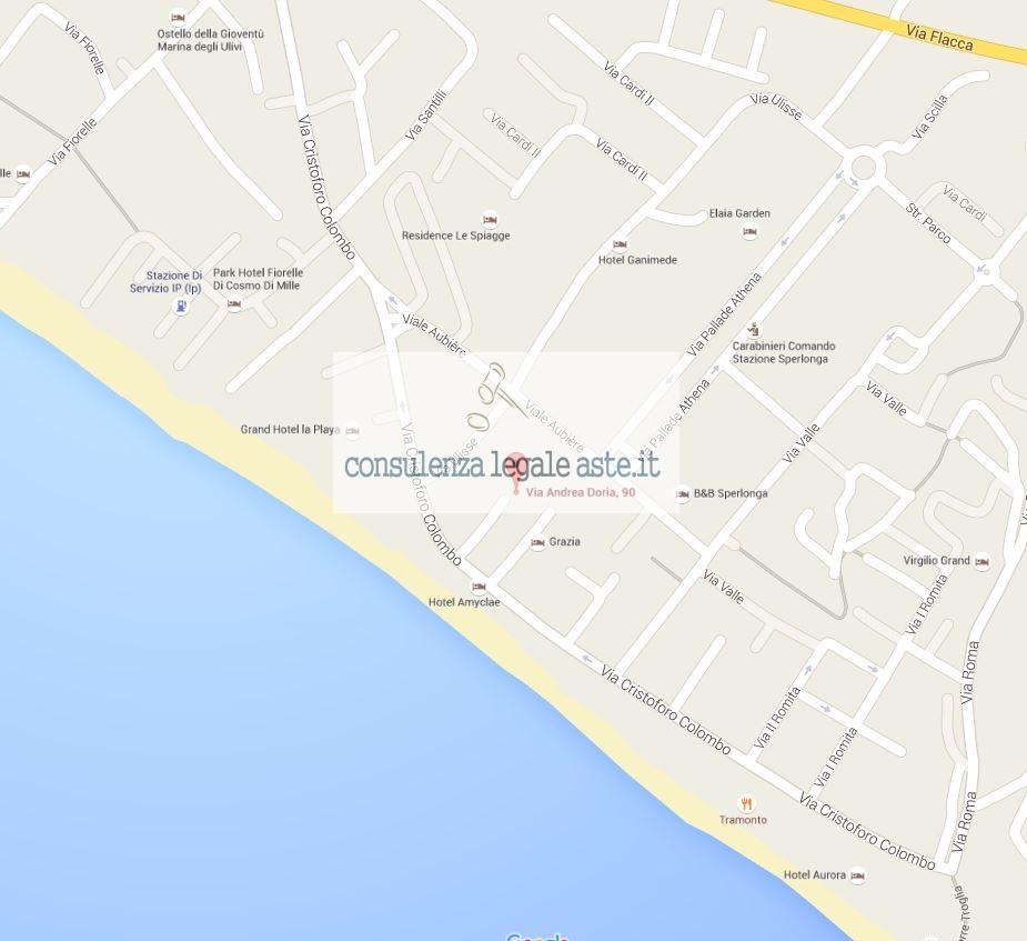 Bilocale Sperlonga Via Andrea Doria 4