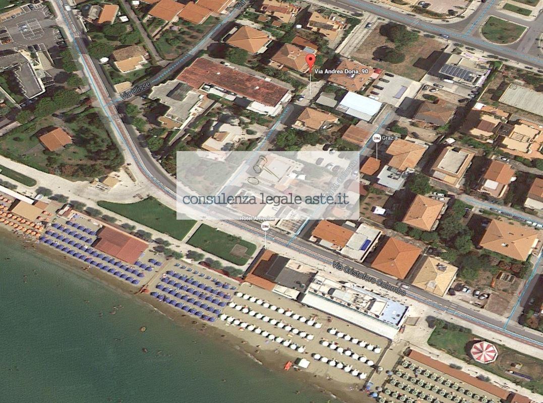 Bilocale Sperlonga Via Andrea Doria 2
