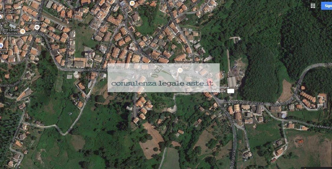 Bilocale Rocca Priora Via Fontana Maggiore 1