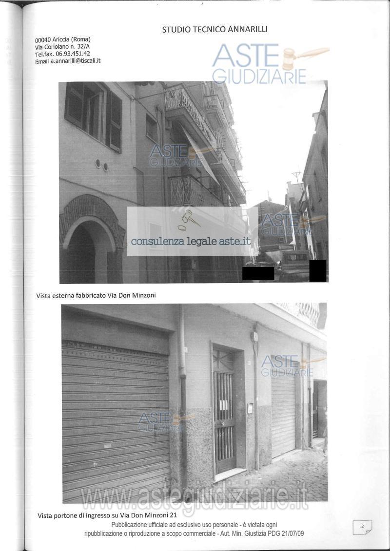 Bilocale Albano Laziale Via Don Minzoni 3
