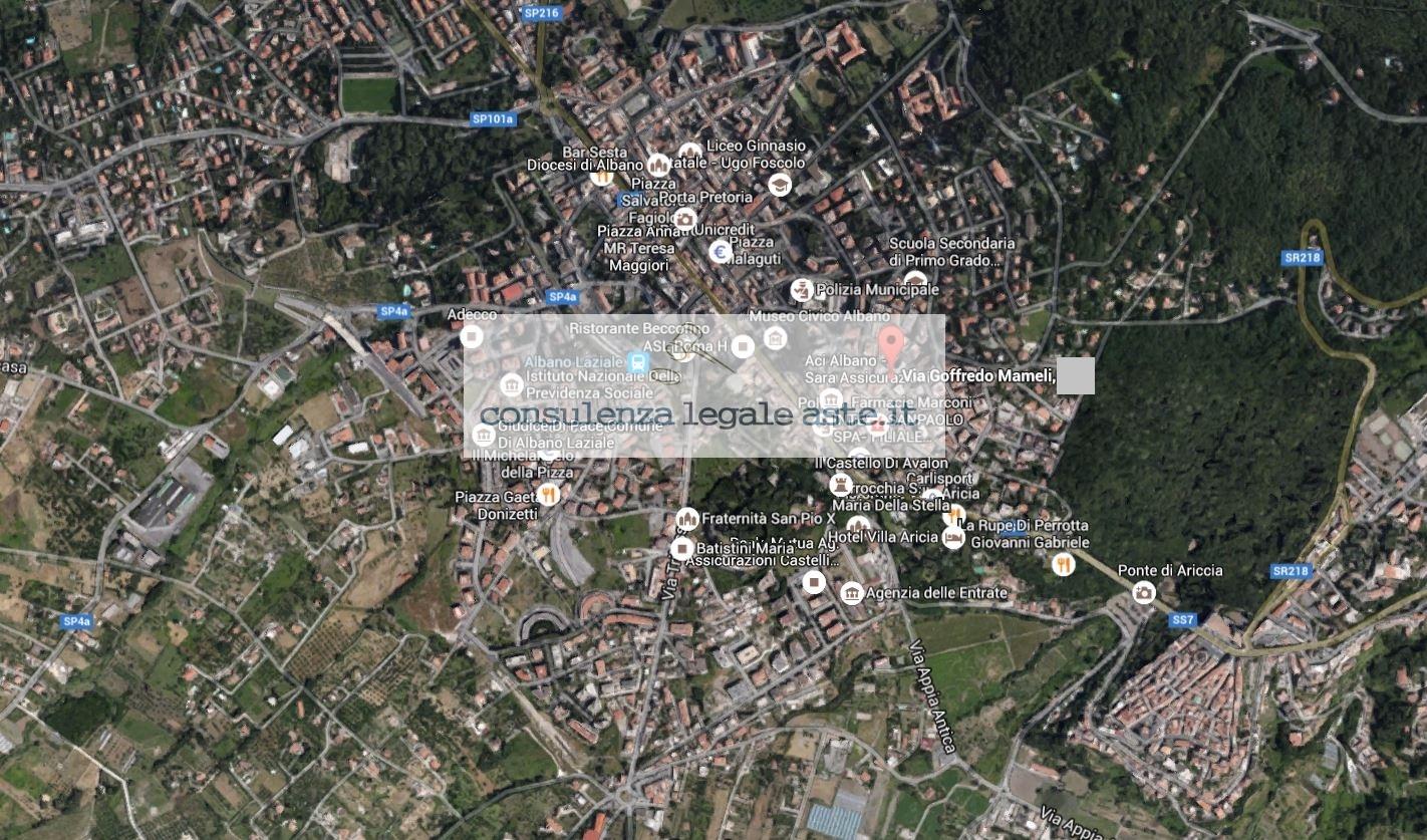 Bilocale Albano Laziale Via G. Mameli 7