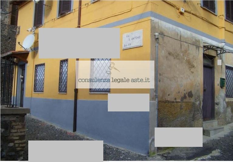 Bilocale Velletri Via Padella 2