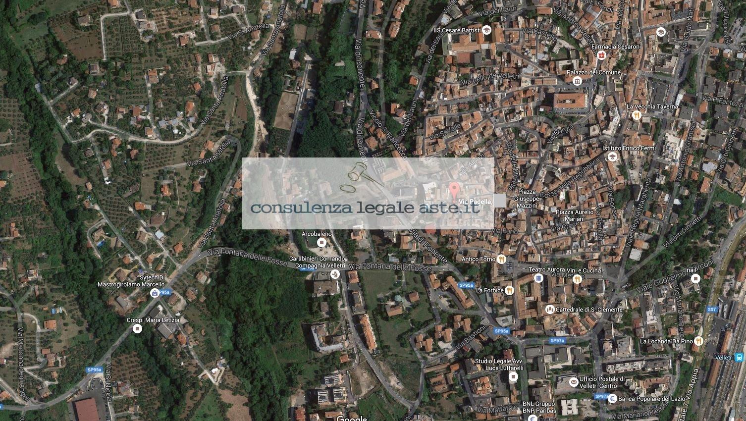 Bilocale Velletri Via Padella 5