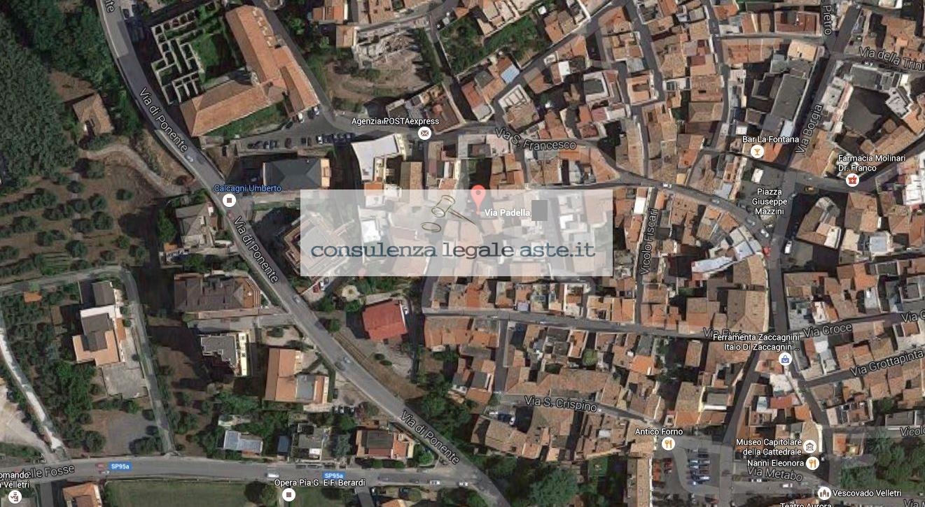Bilocale Velletri Via Padella 6