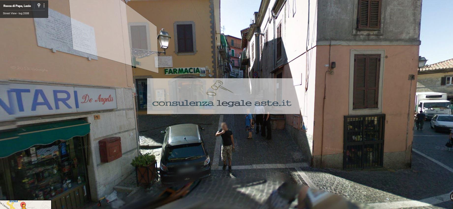Bilocale Rocca di Papa Via Mazzini 3