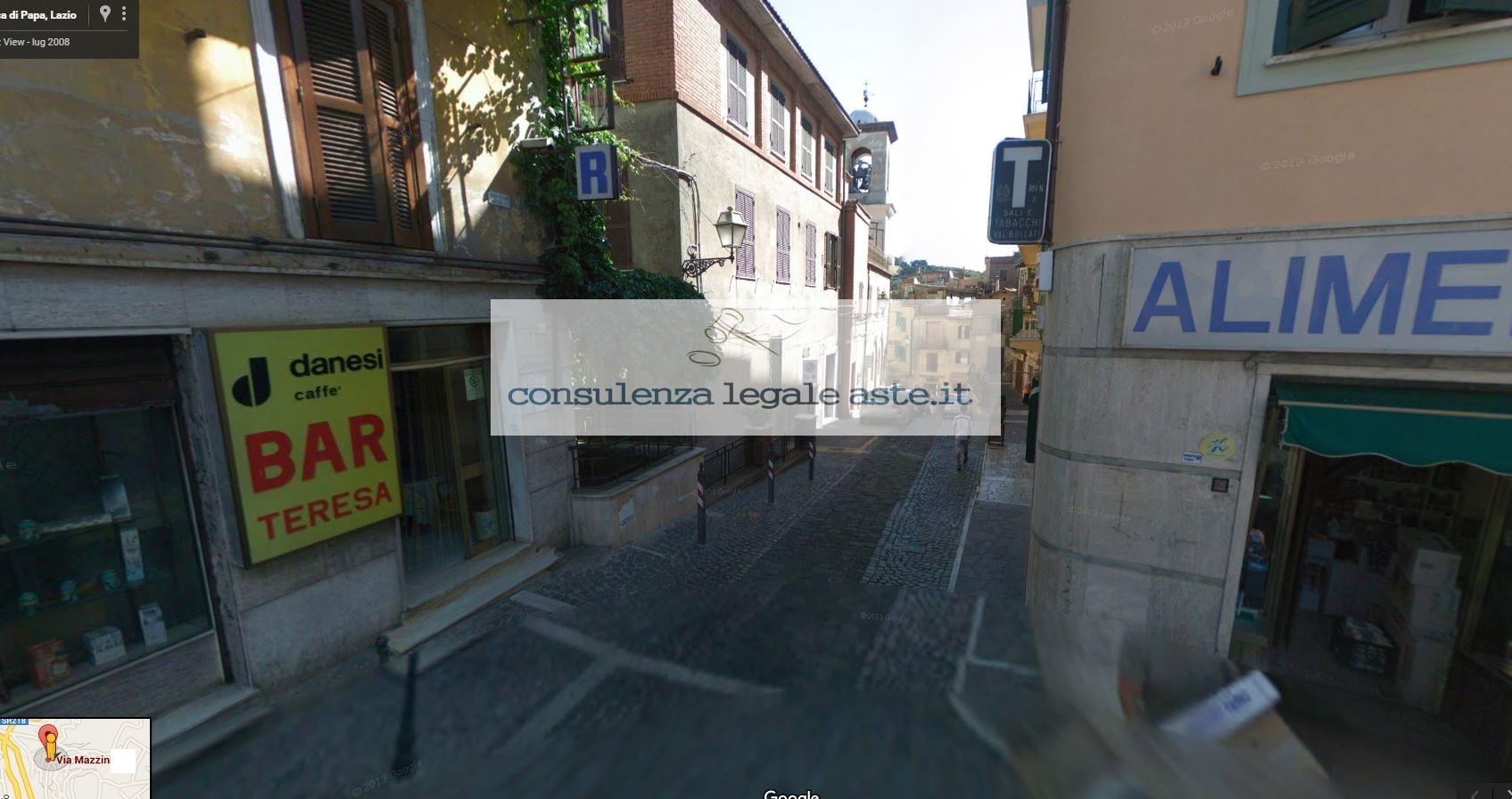 Bilocale Rocca di Papa Via Mazzini 2