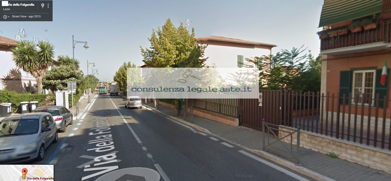 Bilocale Ciampino Via Della Folgarella 4