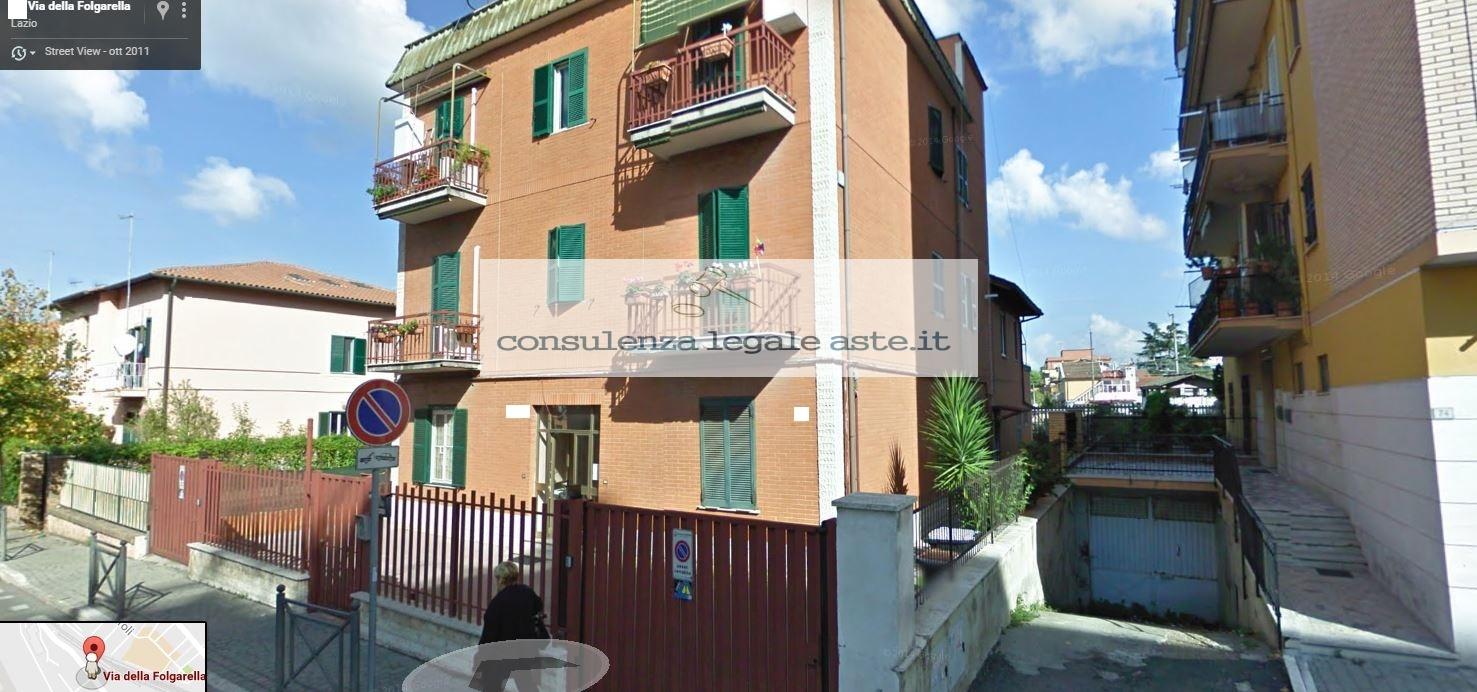 Bilocale Ciampino Via Della Folgarella 3