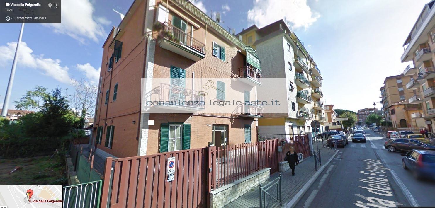 Bilocale Ciampino Via Della Folgarella 1