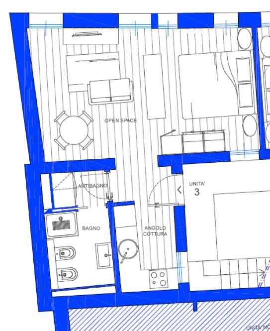 Appartamento in vendita a Venezia, 2 locali, zona Zona: 3 . Cannaregio, prezzo € 235.000 | CambioCasa.it