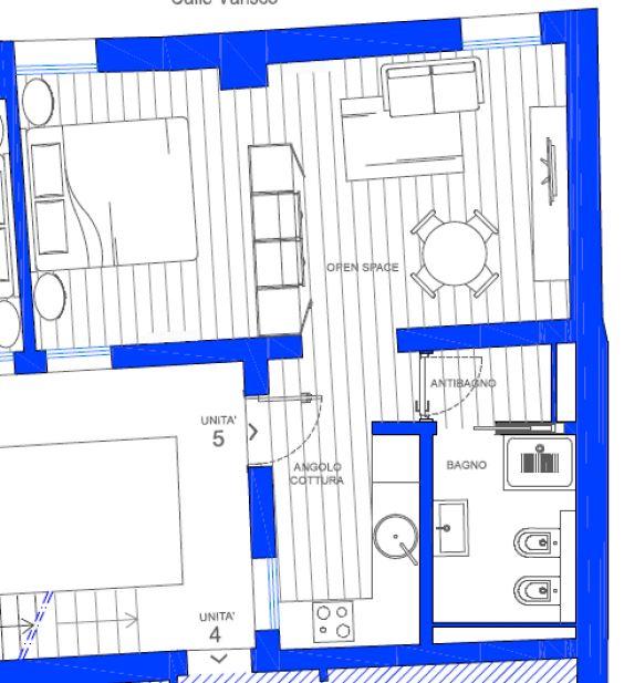 Appartamento in vendita a Venezia, 2 locali, zona Zona: 3 . Cannaregio, prezzo € 258.000 | CambioCasa.it