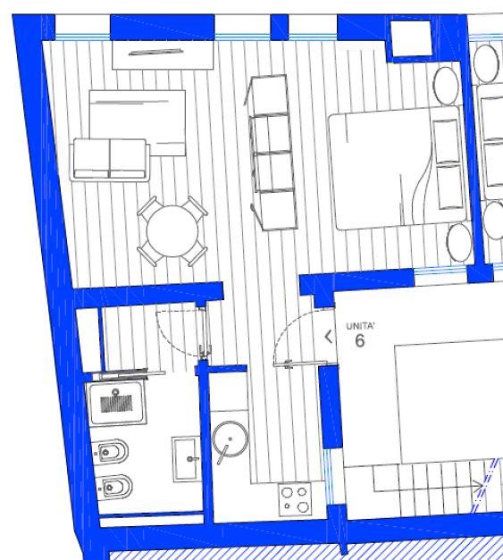 Appartamento in vendita a Venezia, 2 locali, zona Zona: 3 . Cannaregio, prezzo € 248.000 | CambioCasa.it