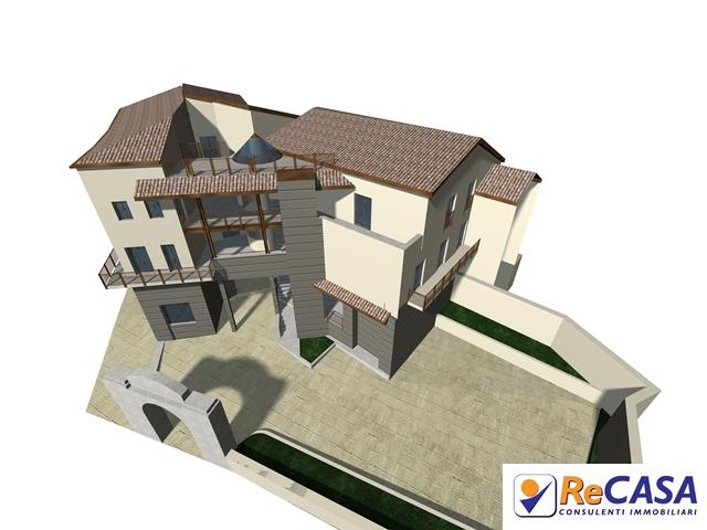 Appartamento in vendita a Montecorvino Rovella, 3 locali, zona Località: Centro, prezzo € 135.000   Cambio Casa.it