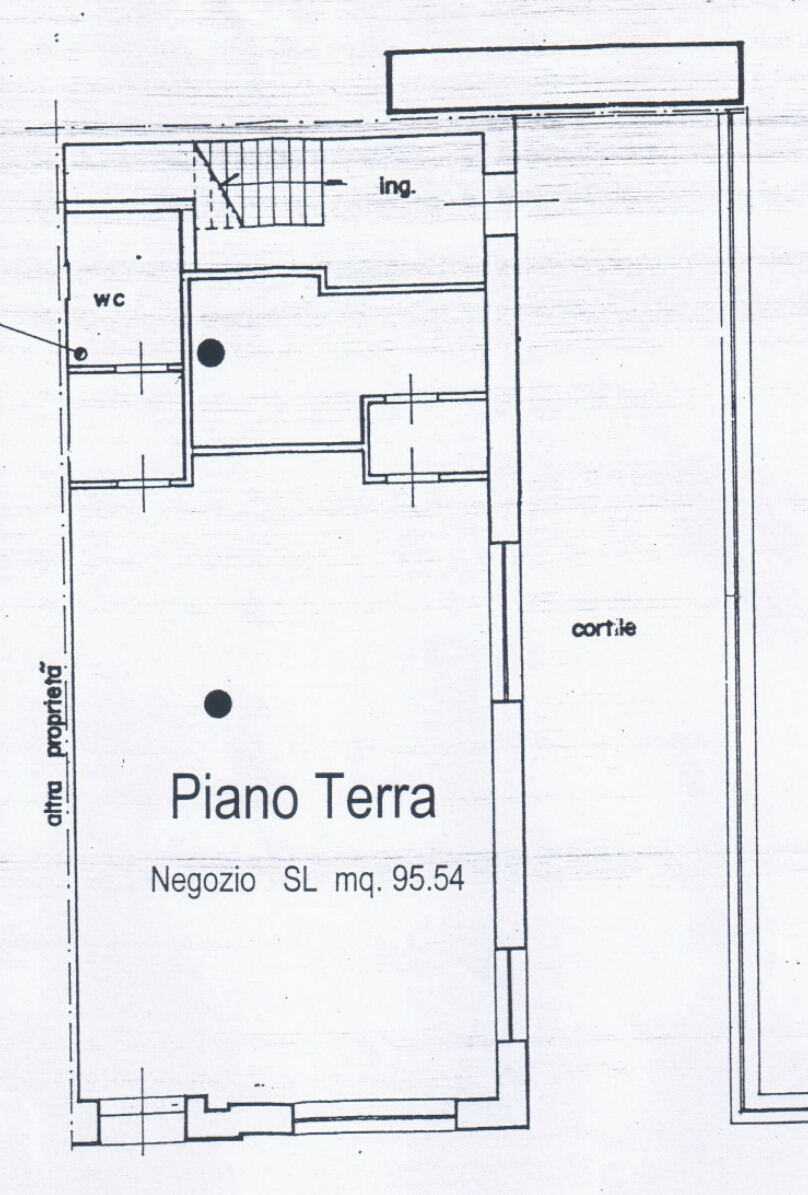 Capannone in Affitto a San Benedetto del Tronto