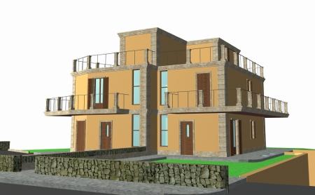 Villa Bifamiliare in Vendita a Offida