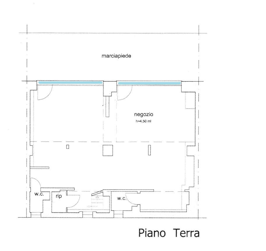 Capannone in affitto a San Benedetto del Tronto, 9999 locali, zona Località: CENTRALEVERSOSUD, prezzo € 1.300   CambioCasa.it