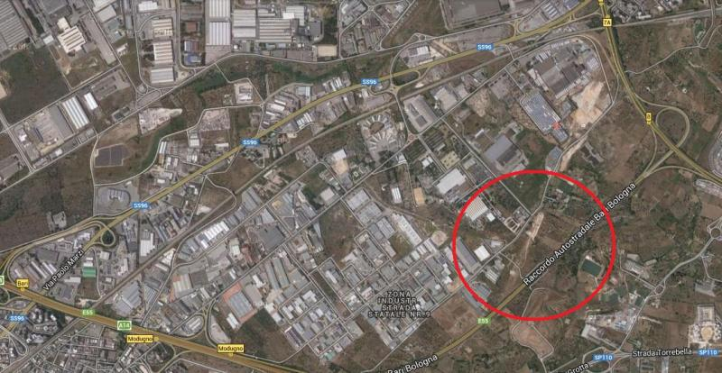 Terreno Edificabile Comm.le/Ind.le in vendita a Bari, 9999 locali, zona Località: ZonaIndustriale, Trattative riservate | CambioCasa.it