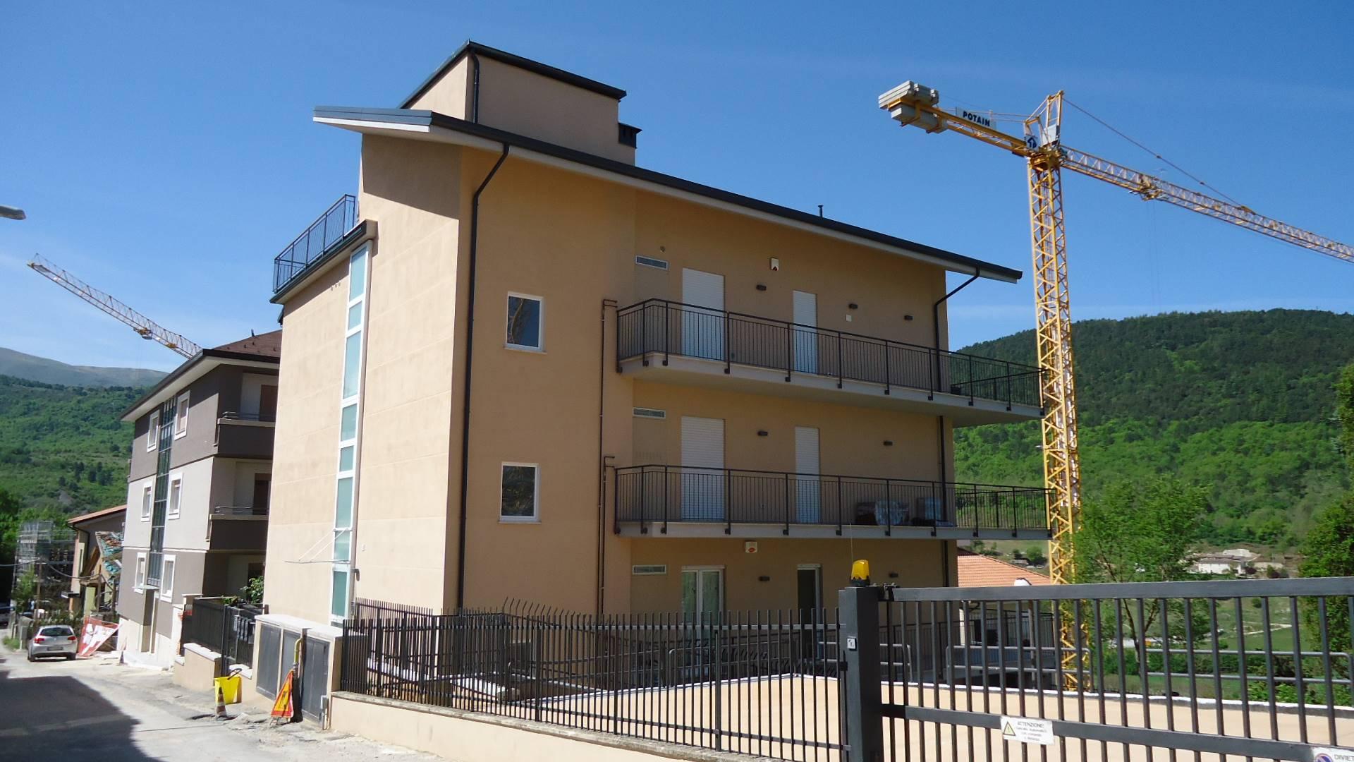 Appartamento in vendita a L'Aquila, 4 locali, zona Località: VillaComunale, prezzo € 188.000 | CambioCasa.it