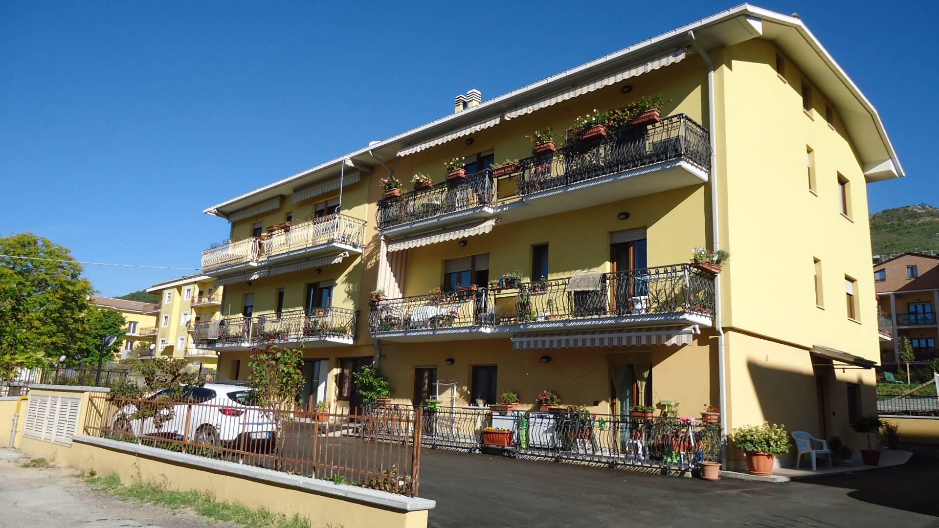 Appartamento in affitto a L'Aquila, 4 locali, zona Località: S.Sisto, prezzo € 600 | CambioCasa.it