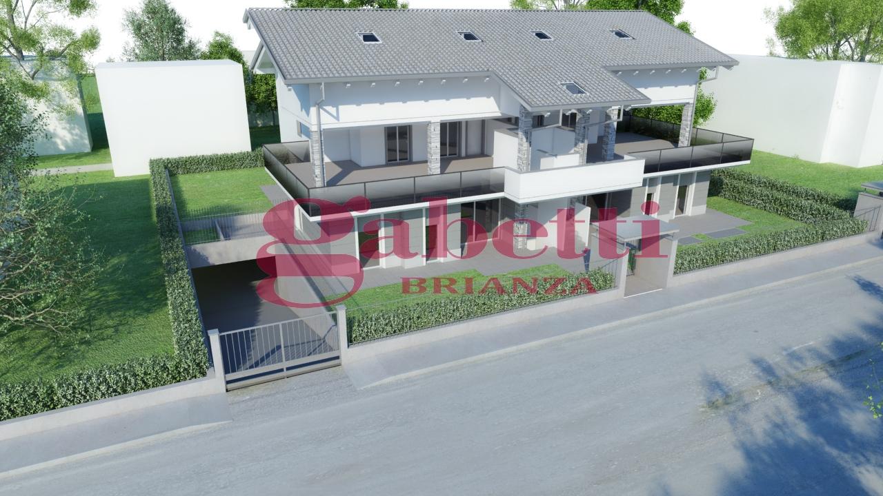 Appartamento in vendita a Arcore, 3 locali, prezzo € 265.000 | Cambio Casa.it