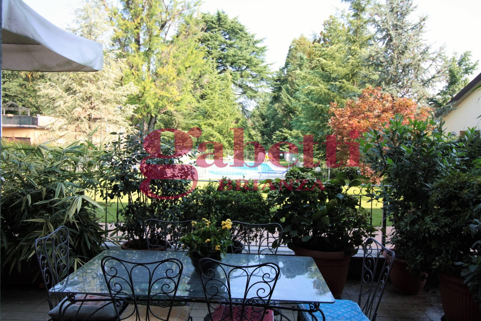 Appartamento in vendita a Lesmo, 4 locali, zona Zona: Peregallo, prezzo € 398.000 | Cambio Casa.it