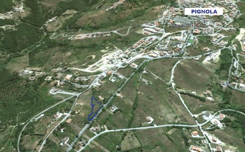 Terreno Edificabile Residenziale in vendita a Pignola, 9999 locali, zona Località: StradaProv.Potenza-Pignola, prezzo € 110.000 | Cambio Casa.it