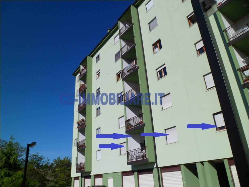 Appartamento in affitto a Potenza, 5 locali, zona Località: ViaTirrenoCooperativa, prezzo € 600 | Cambio Casa.it