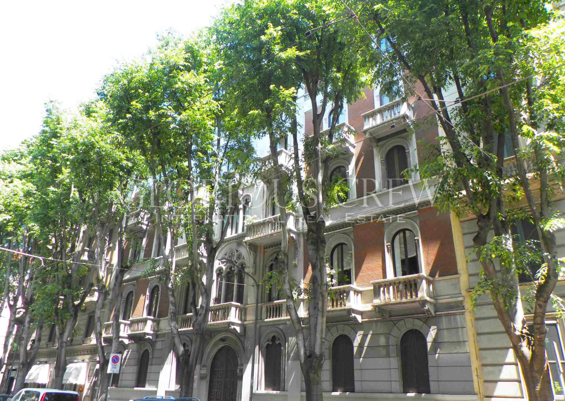 Appartamento in Vendita a Milano: 5 locali, 250 mq - Foto 1