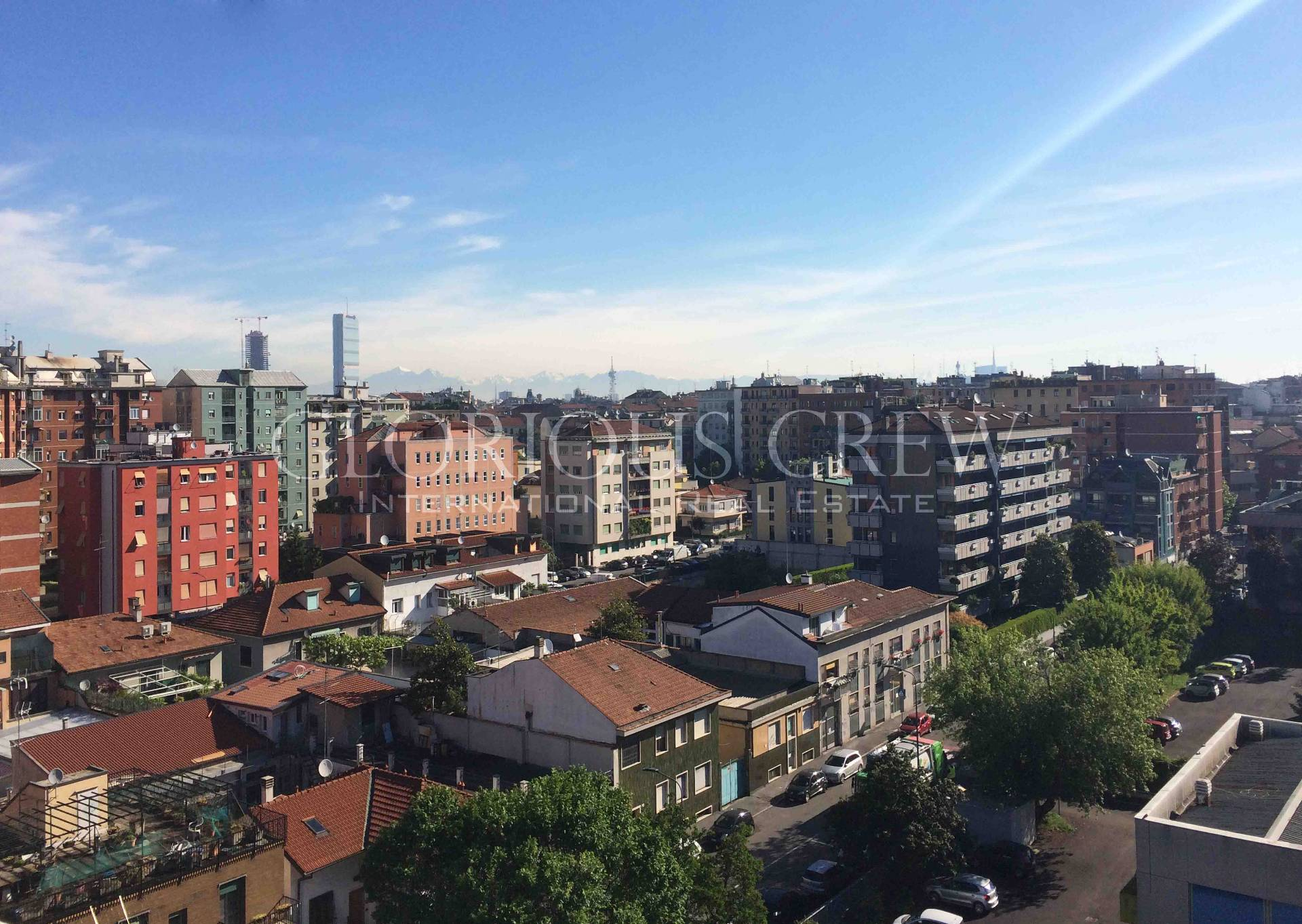 Bilocale Milano Via Leone Tolstoi 9