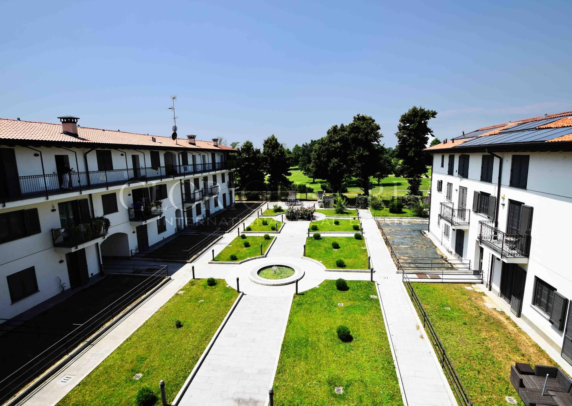 Bilocale Bubbiano Via Cascina Bertacca 8