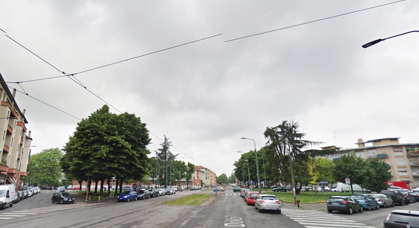 Bilocale Milano Via Filippo Abbiati 4