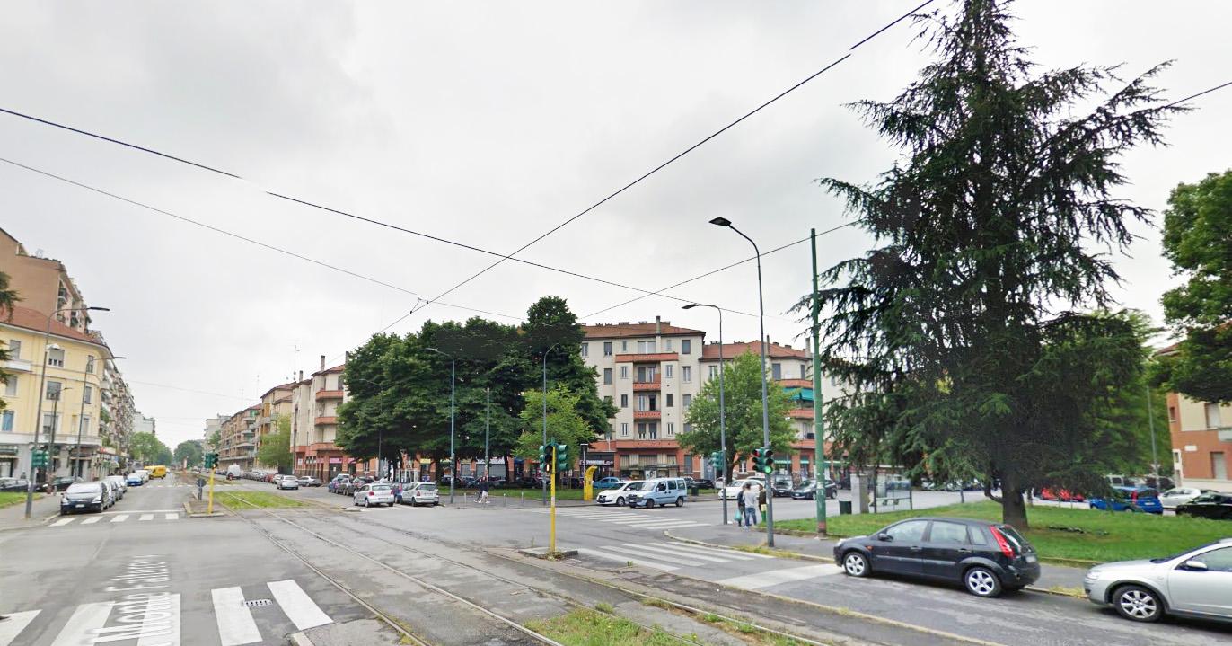 Bilocale Milano Via Filippo Abbiati 5
