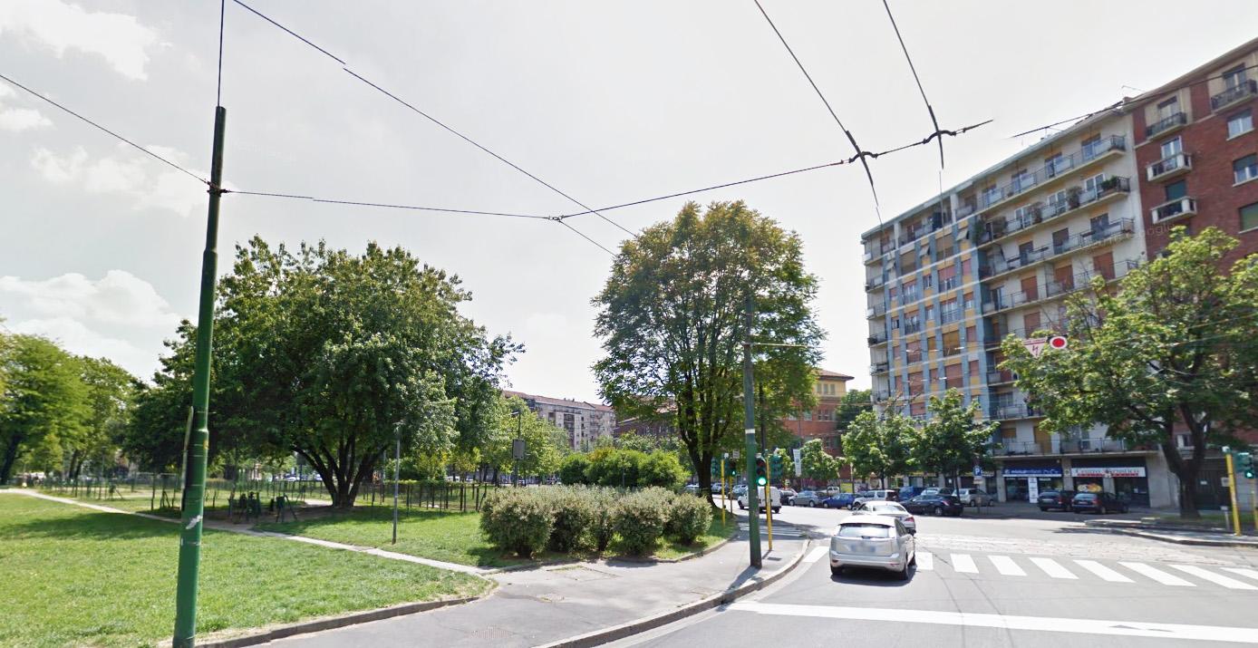 Bilocale Milano Via Filippo Abbiati 7