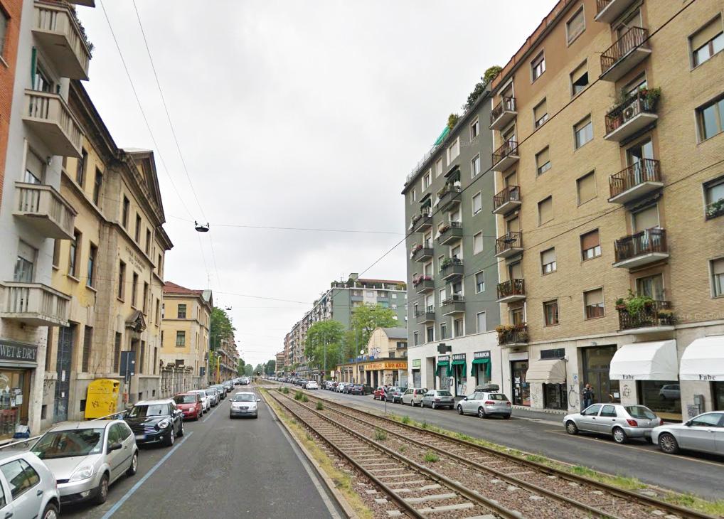 Bilocale Milano Via Filippo Abbiati 8