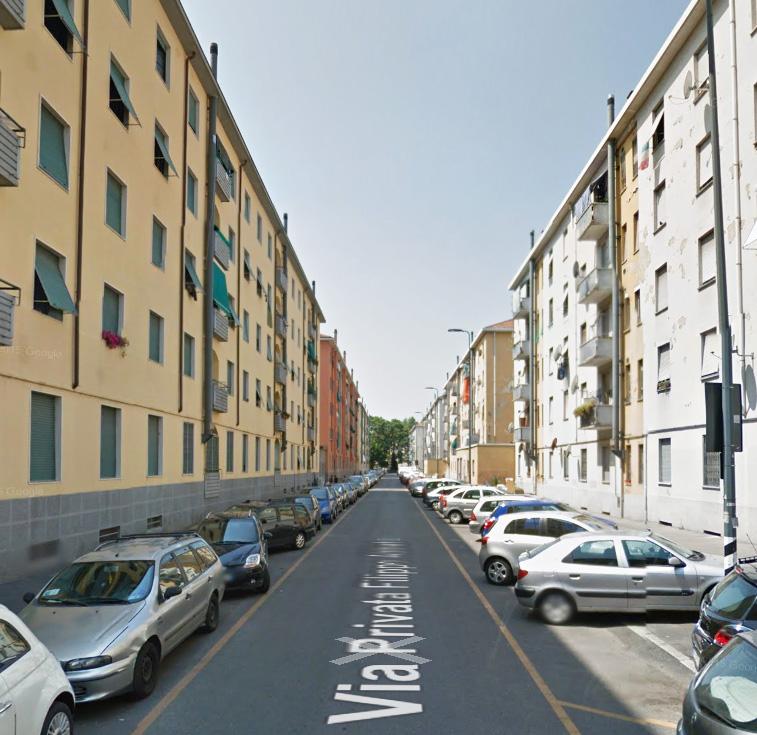 Bilocale Milano Via Filippo Abbiati 9