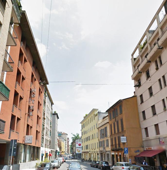 Bilocale Milano Via Luigi Canonica 6