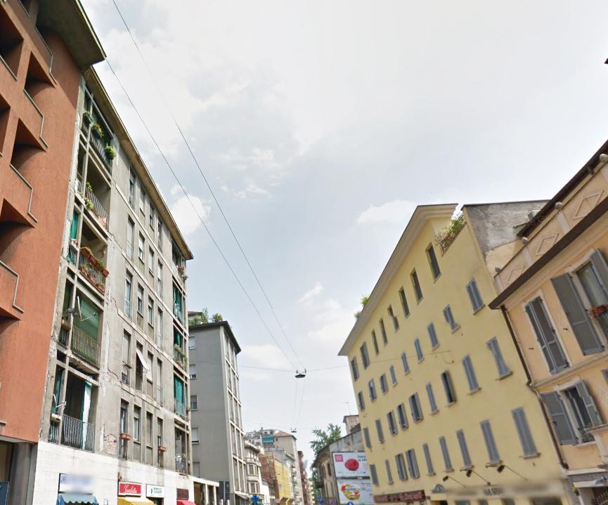 Bilocale Milano Via Luigi Canonica 10