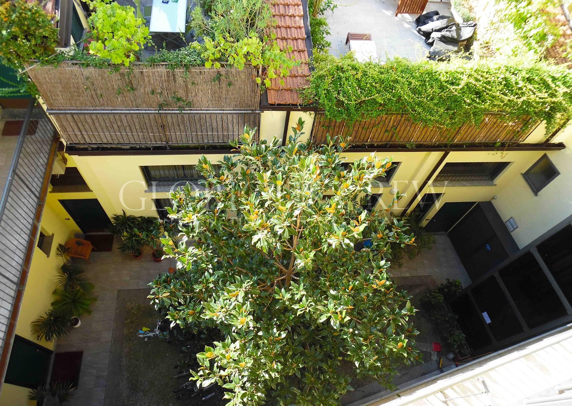 Bilocale Milano Via Monviso 9