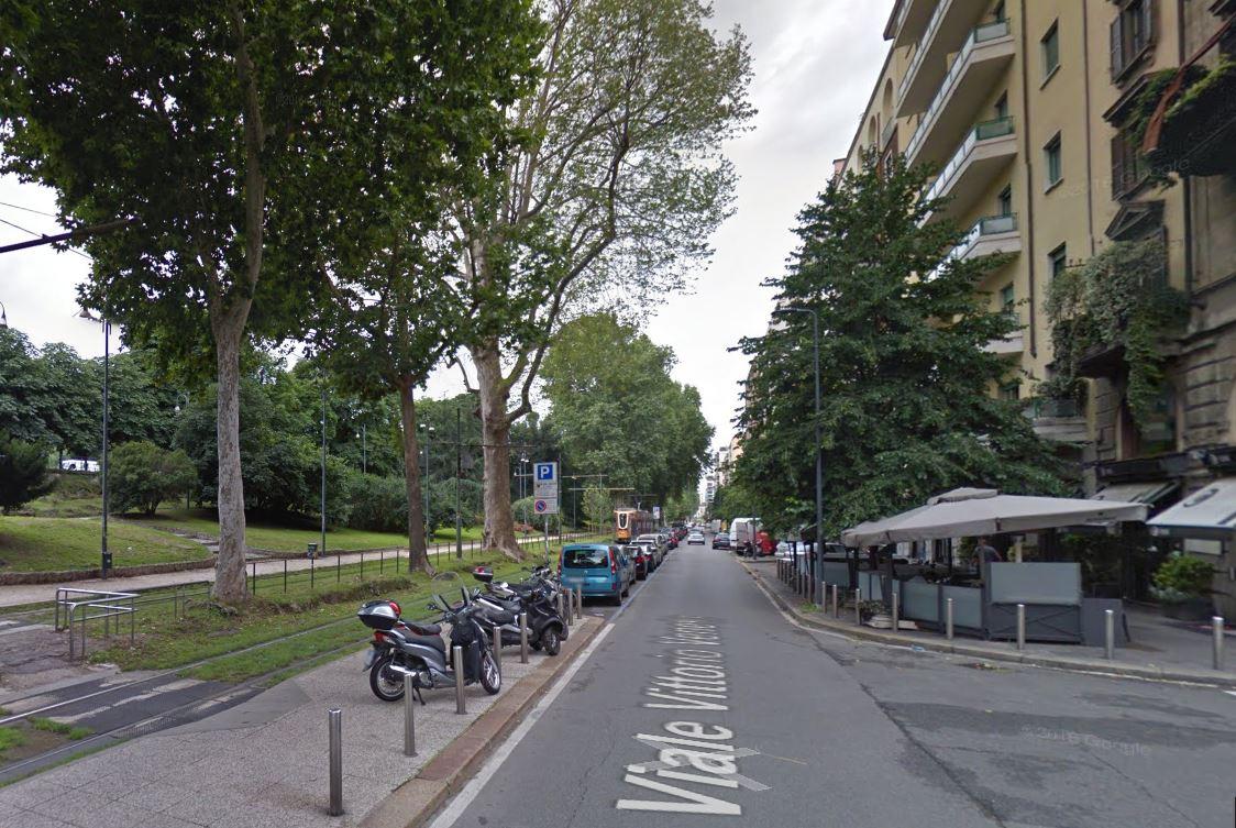 Bilocale Milano Via Lecco 7