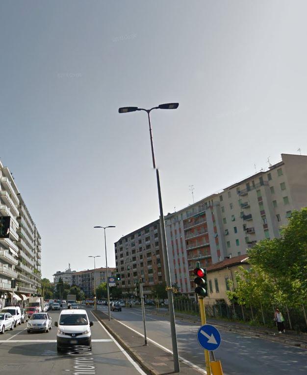 Bilocale Milano Via Melchiorre Gioia 5