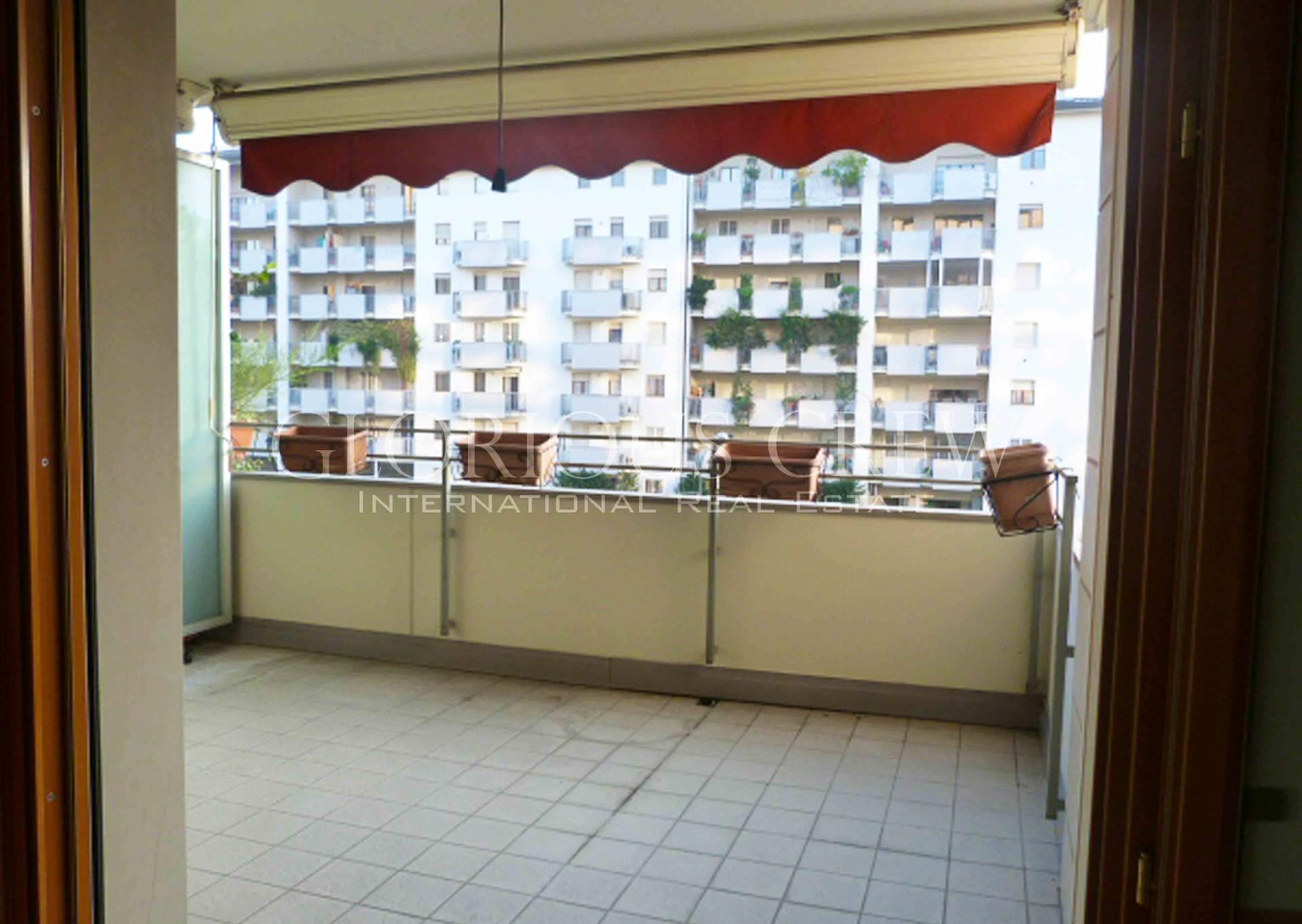 Bilocale Milano Via Spadolini 2