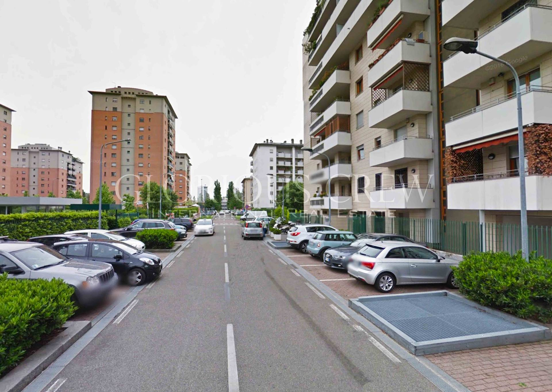 Bilocale Milano Via Spadolini 8