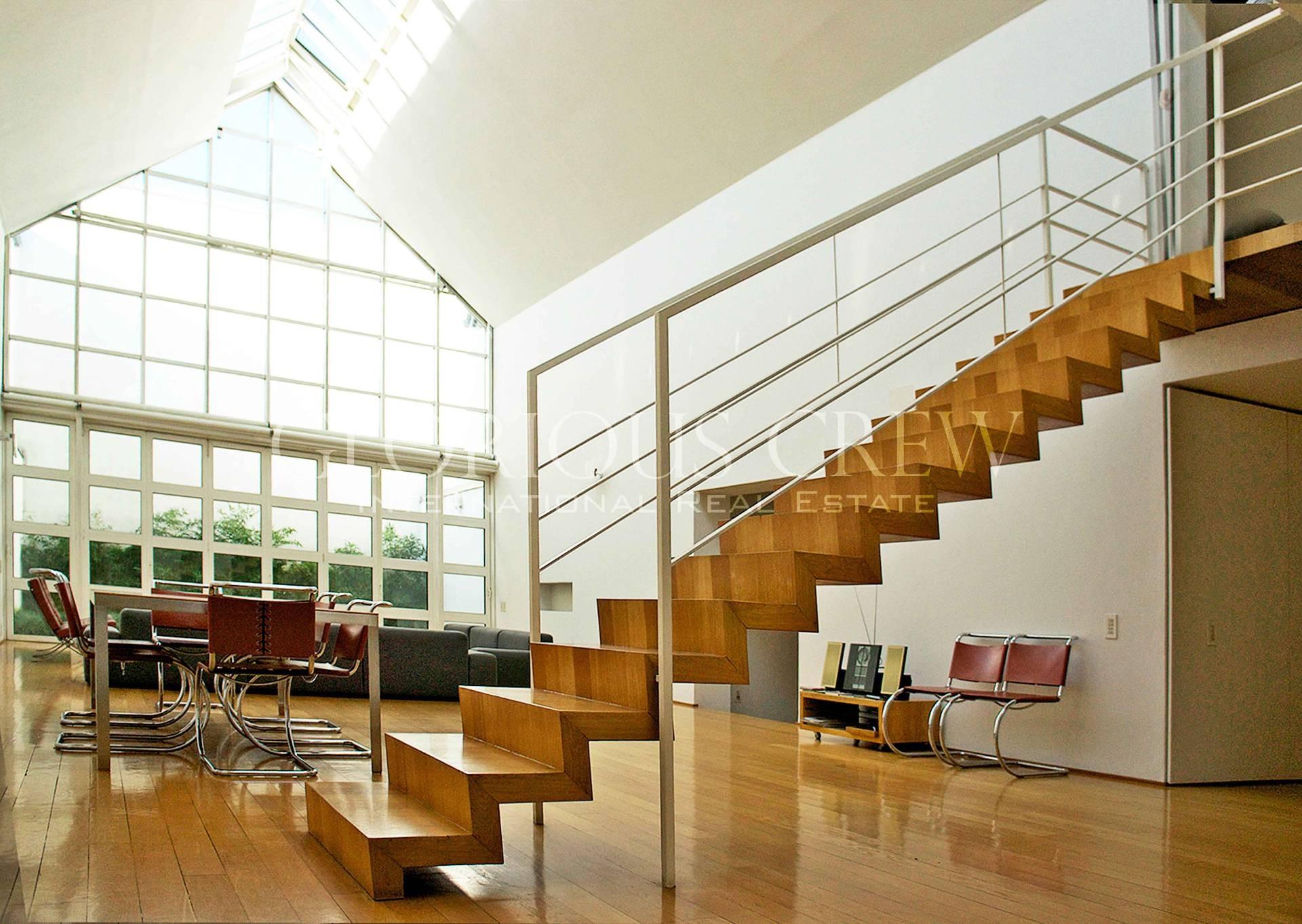 Loft open space di lusso in vendita a milano via lodovico for Piani di lusso open space