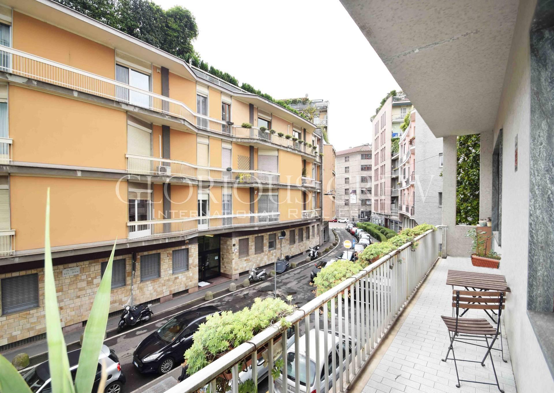 Appartamento in Vendita a Milano 01 Centro storico (Cerchia dei Navigli):  5 locali, 175 mq  - Foto 1