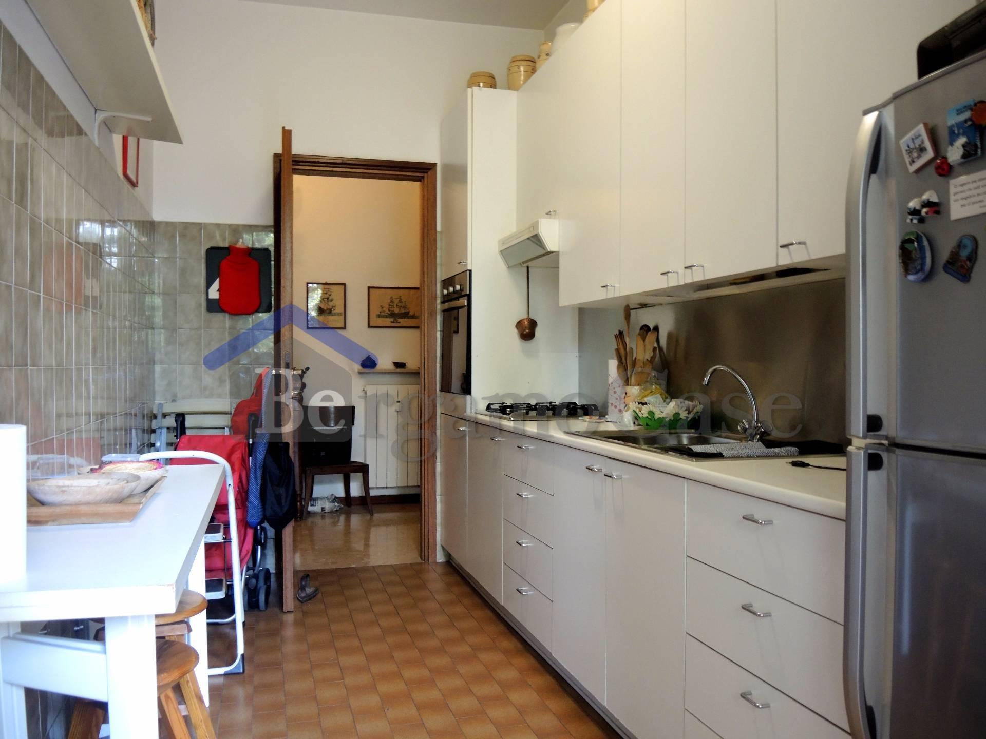 Bilocale Bergamo Via Filippo Corridoni 4