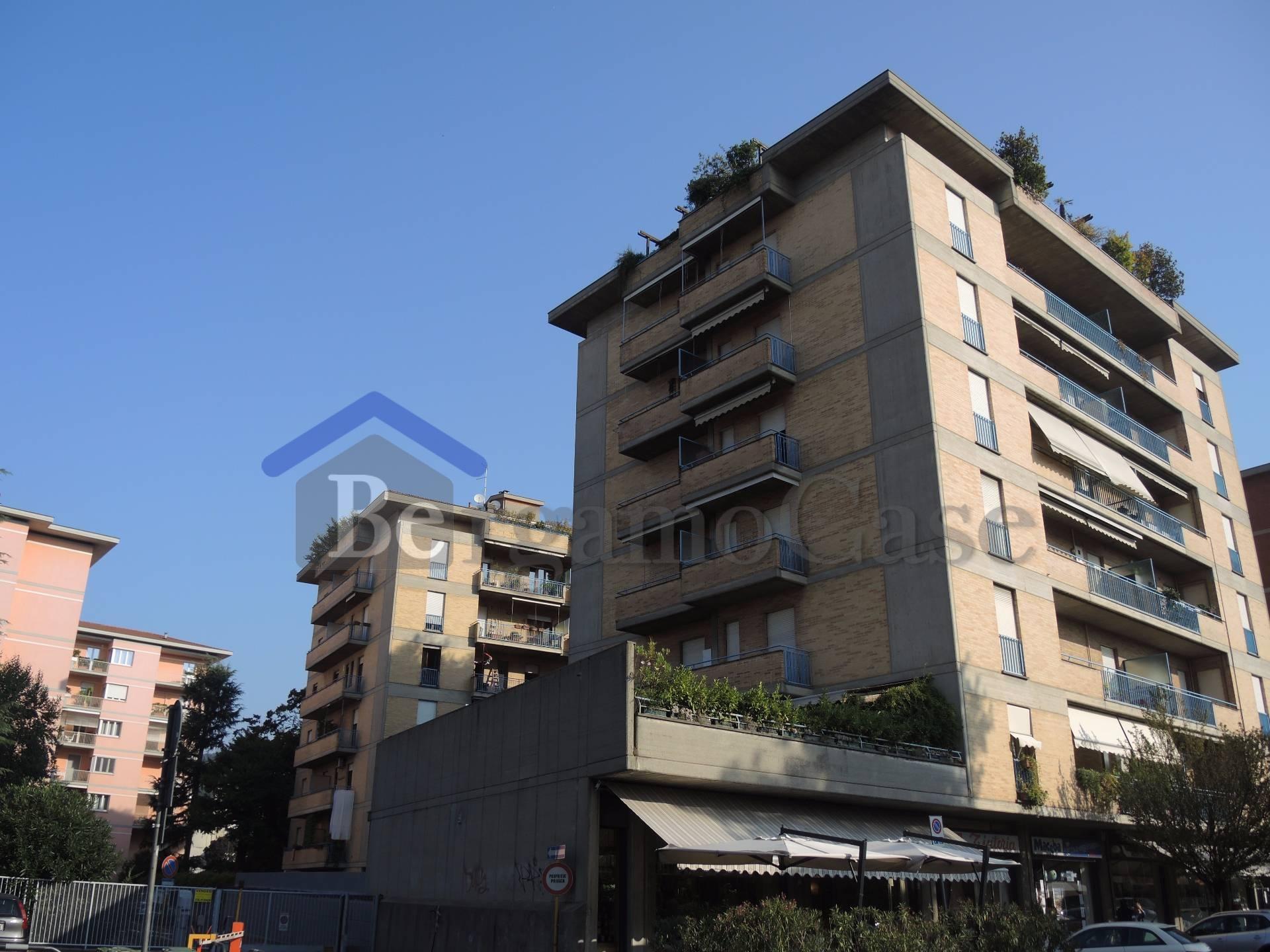 Bilocale Bergamo Via Filippo Corridoni 1