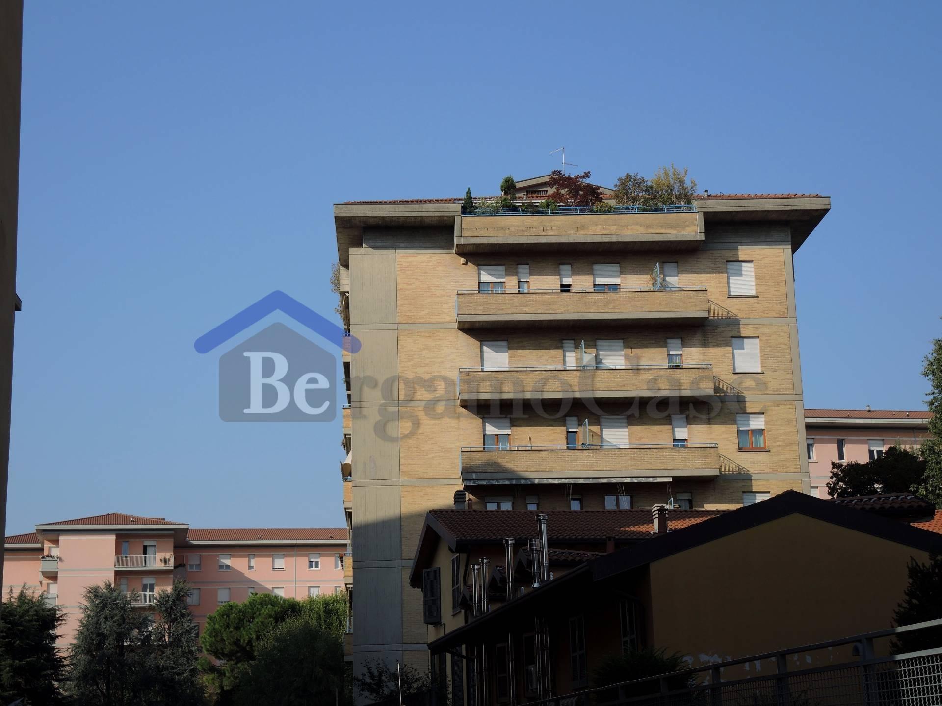 Bilocale Bergamo Via Filippo Corridoni 9