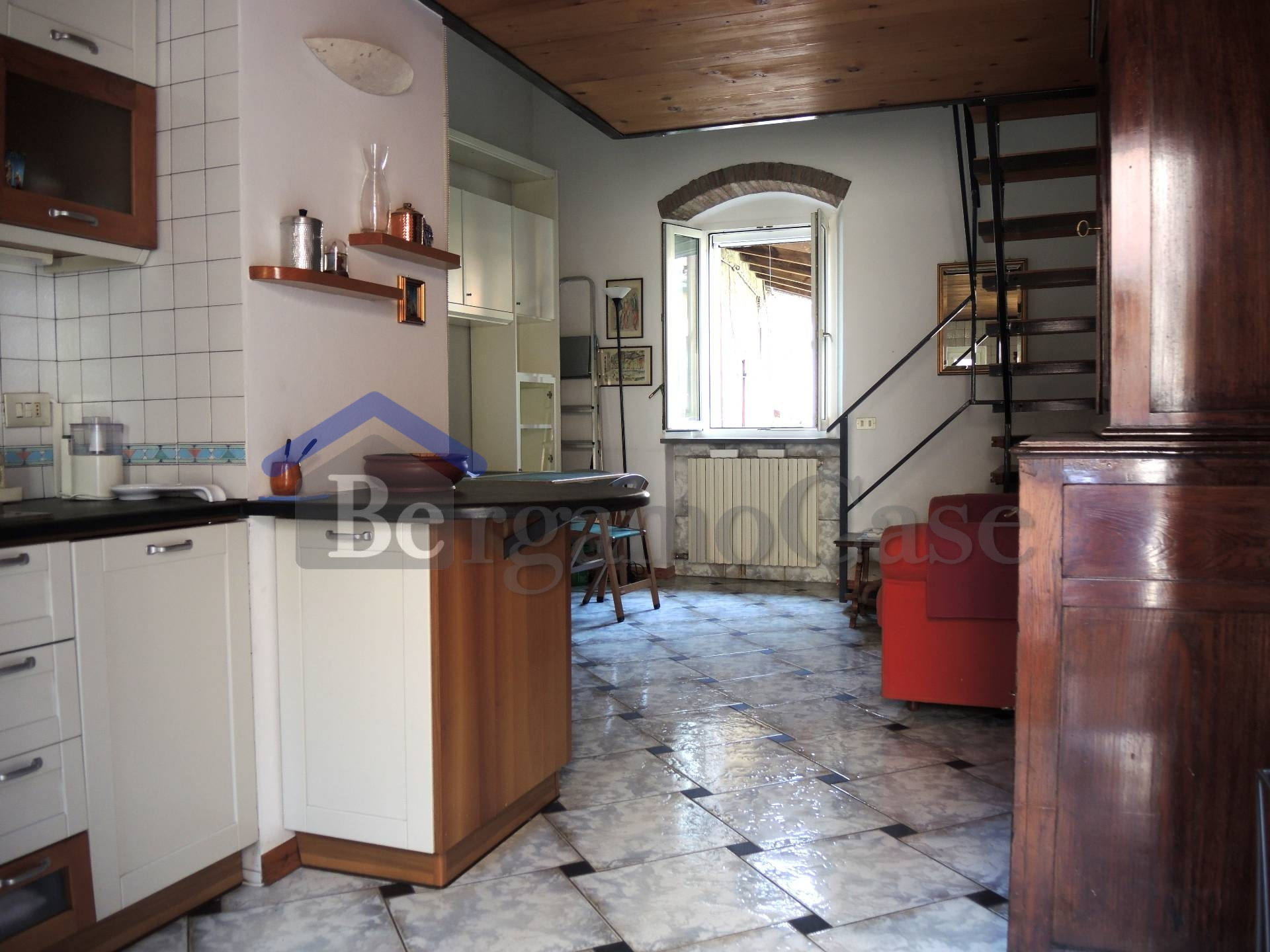 Bilocale Bergamo Bergamo Via Campagnola 3
